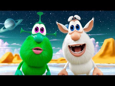 Booba 🧀🪐 Peynir gezegeni 🚀👽 Bölüm 74 - Çocuklar için komik karikatürler - BOOBA ToonsTV