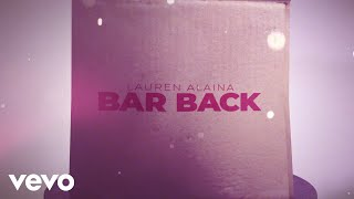 Lauren Alaina Bar Back