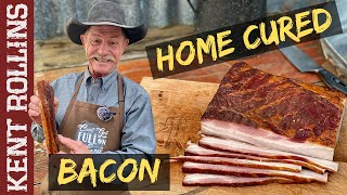 Easy Homemade Bacon | How to Cure Your Own Bacon at Home