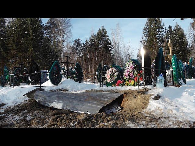 На кладбище в Ангарске бомжи устроили поджоги