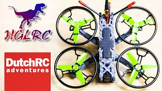 TWO Cinematic Drones in One? :O - HGLRC Sector132 4K - Show & Tell