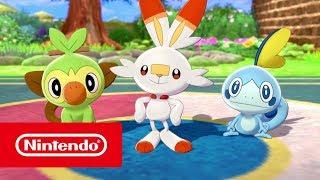 Pokémon Épée et Pokémon Bouclier - Bienvenue dans la région de Galar ! (Nintendo Switch)