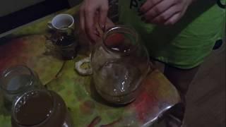 Чайный гриб из  него напиток