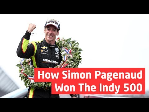 The Secrets to Winning The Indy 500