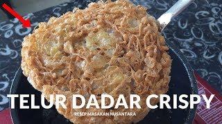 Download Video RESEP TELUR DADAR CRISPY TERUNGKAP DENGAN MODAL MURAH #346 MP3 3GP MP4