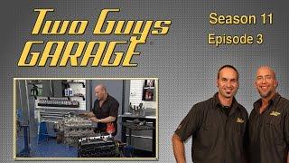 Evolution of the LS Engine | Two Guys Garage | Season 11 | Episode 3