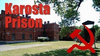 Detenidos en la prisión de Karosta