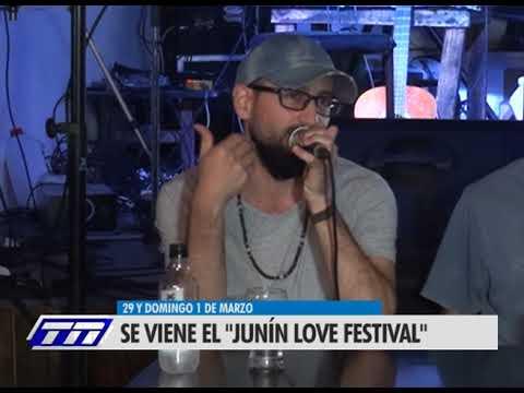 El Festival Junín Love