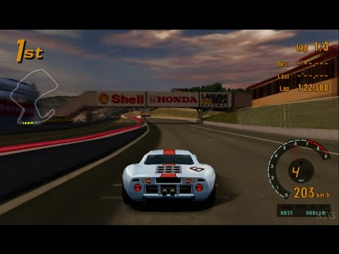 Gran Turismo 3 A-Spec Walkthrough - Gran Turismo 3 - Panoz Esperante ...