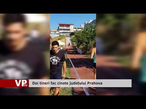 Doi tineri fac cinste județului Prahova