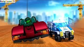 LEGO City Police App for Kids