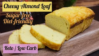 easy keto bread almond flour
