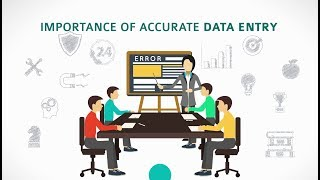 How Outsourcing helps your Company to Improve Data Entry Accuracy? ‒ HabileData