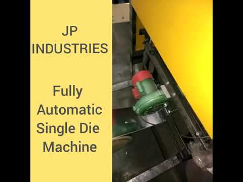 Fully Automatic Single Die Dona Machine