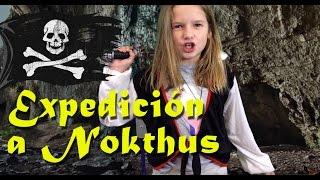 Expedición a Nokthus - CAPÍTULO 1 - Kids In Black Web Series
