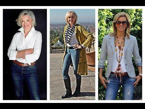 OUTFITS para mujeres maduras   ideas de cómo vestir 40, 50 años y más