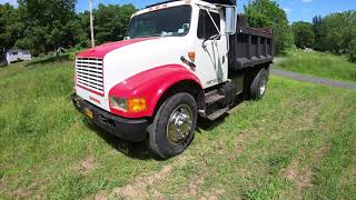 Buying and fixing an international 4700 with transmission problems