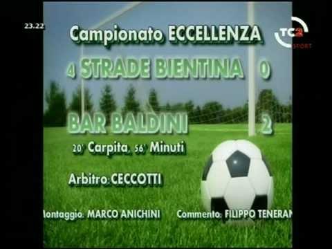 Preview video 4 STRADE BIENTINA - BAR BALDINI 0 - 2