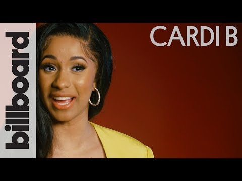 Where Were You When You Found Out You Hit No. 1? | Cardi B