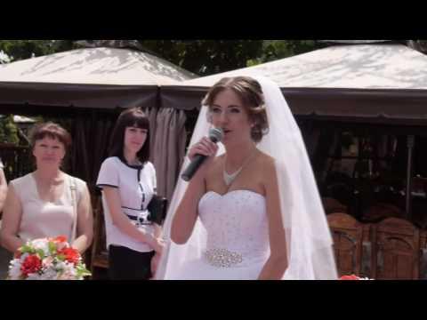 Сбежавшая невеста! Невеста читает рэп!