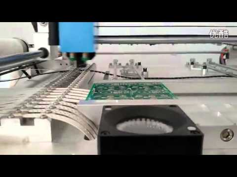SMT LED Pick and Place Machine, CHMT48VA