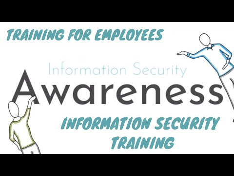 Information Security Awareness   Basic Training For Employees ...