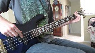 Chevelle - One Ocean Bass Cover