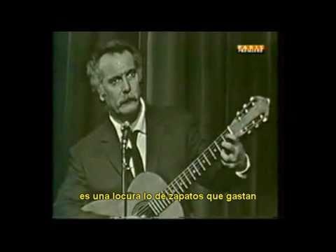 La complainte des filles de joie - Georges Brassens - Subtitulada al español