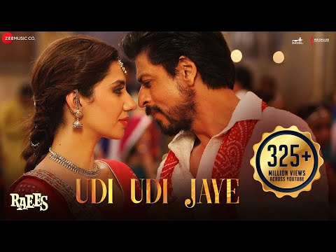 Download Udi Udi Jaye | Raees | Shah Rukh Khan & Mahira Khan | Ram Sampath HD Video