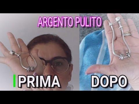 TRUCCO MERAVIGLIOSO PER PULIRE L'ARGENTO, BRACCIALETTO PANDORA, VIVARA, MARLINDA CANONICO