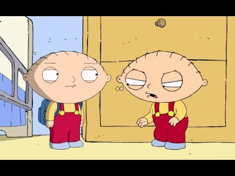 Stewie Goes Back To Episode 1 - Family Guy