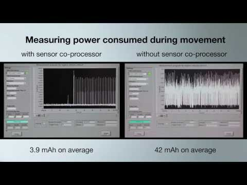 Lower the power consumption in Xperia devices with the new sensor co-processor [video + code example]