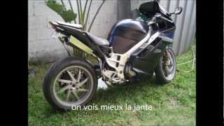 LA SAGA DE MON VFR RC 36 A