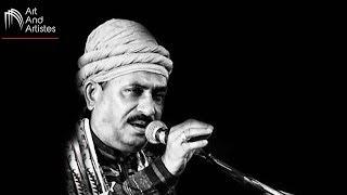 Huq Husn-e-Mohabbat Ka Urdu Song - Munnawar Masoom LIVE Performance - Idea Jalsa, Lucknow