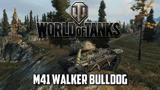 World of Tanks - Patch 9.3 Preview - M41 Walker Bulldog
