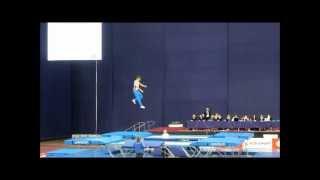 Кубок России по прыжкам на батуте