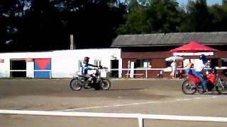 preview picture of video '1 - Motoball-Turnier beim MSC Malsch am 25.9.2011:  Endspiel Malsch - Philippsburg'