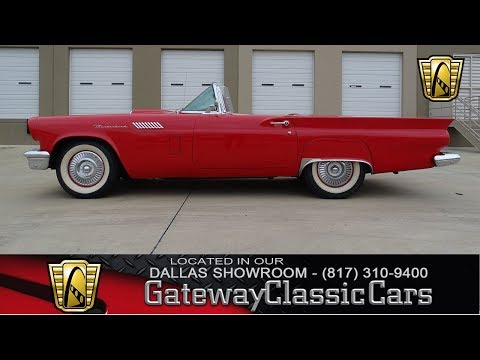 Video of Classic '57 Ford Thunderbird - $35,995.00 - MZF2