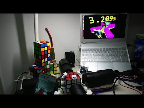 Quad arm Cube Sol...
