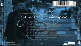 Fabrizio Bosso feat.Dianne Revees You've changed