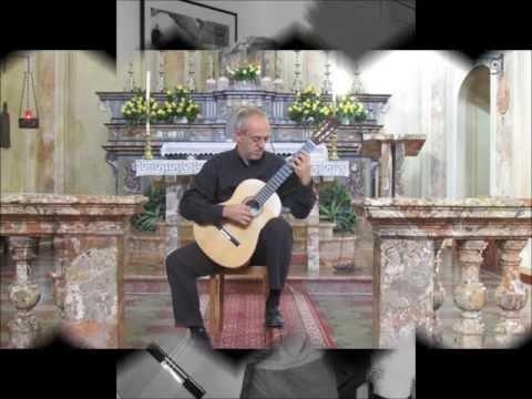 Villanesca - Enrique Granados - Guitar: Marcello Serafini
