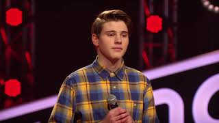 "THE VOICE KIDS GERMANY 2018 - Pepe - ""Kleines Lied"" - Blind Auditions"