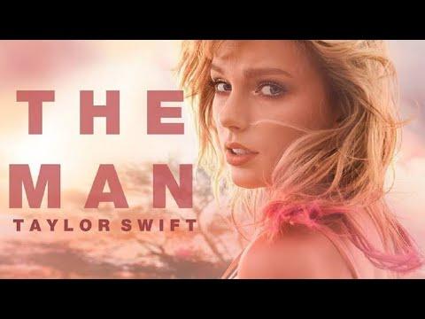 Taylor Swift - ' The Man ' ( lyrics video )