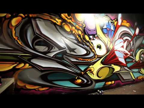 Grafitti – Art of Outlaws | Time Lapse