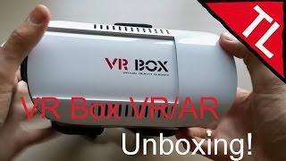 VR Box Cheap Universal VR/AR Glasses: Unboxing!