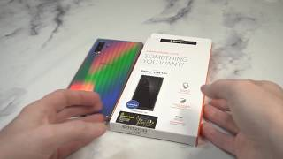 Spigen Ultra Hybrid Crystal Clear Case For Samsung Galaxy Note 10+ Review