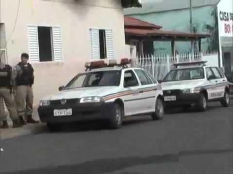 Prisão suspeito em João Pinheiro