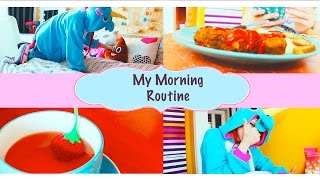 My Morning Routine  2016 