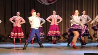 Казачий танец «Черноморочка»