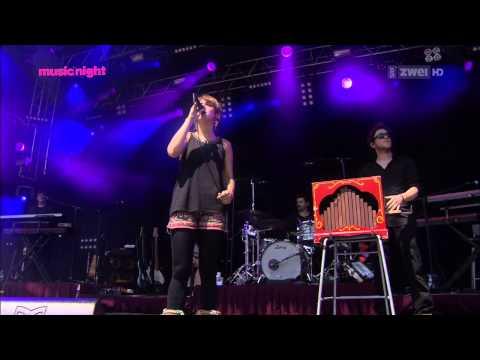 Zaz live at Gurtenfestival
